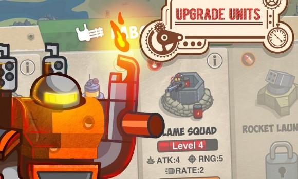 Steampunk Defense Ekran Görüntüleri - 3