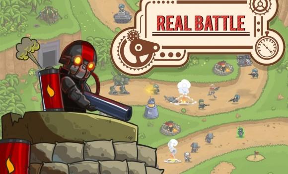 Steampunk Defense Ekran Görüntüleri - 1