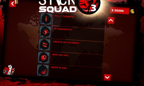 Stick Squad 3 Ekran Görüntüleri - 1