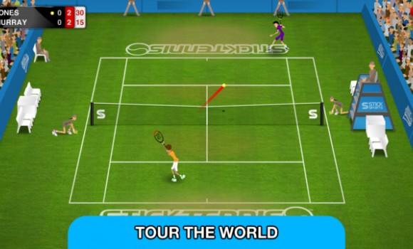 Stick Tennis Tour Ekran Görüntüleri - 5