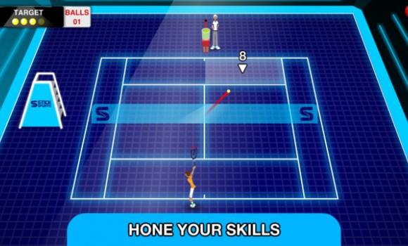 Stick Tennis Tour Ekran Görüntüleri - 3