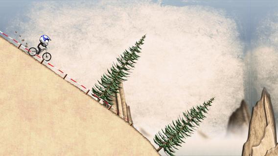 Stickman Downhill Ekran Görüntüleri - 5