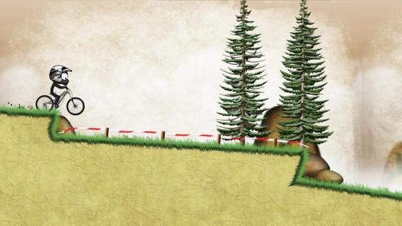 Stickman Downhill Ekran Görüntüleri - 3