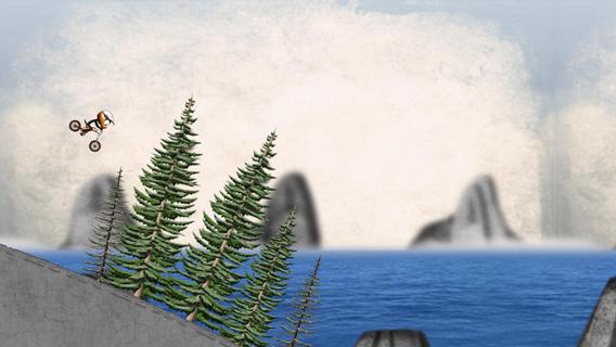 Stickman Downhill Ekran Görüntüleri - 2