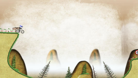 Stickman Downhill Ekran Görüntüleri - 1