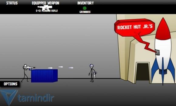 Stickman Kill Chamber Ekran Görüntüleri - 1
