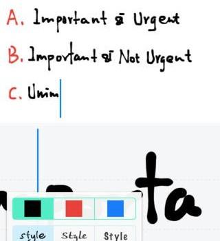 Sticky Notes - Handwriting Ekran Görüntüleri - 3