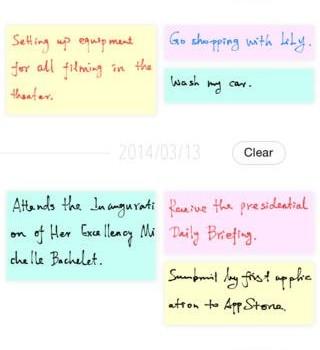 Sticky Notes - Handwriting Ekran Görüntüleri - 1