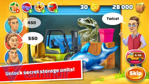 Storage: Auction Legends Ekran Görüntüleri - 3