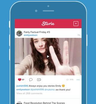 Storie Ekran Görüntüleri - 3