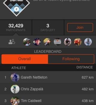 Strava Running and Cycling Ekran Görüntüleri - 2