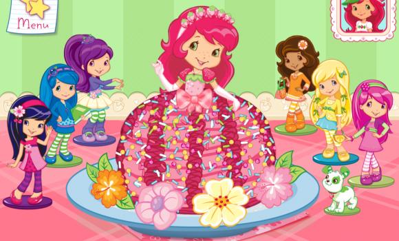 Strawberry Shortcake Bake Shop Ekran Görüntüleri - 4