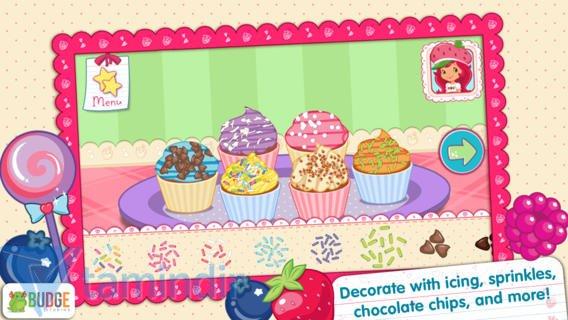 Strawberry Shortcake Bake Shop Ekran Görüntüleri - 3