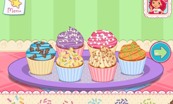 Strawberry Shortcake Bake Shop Ekran Görüntüleri - 2