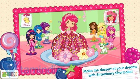 Strawberry Shortcake Bake Shop Ekran Görüntüleri - 1