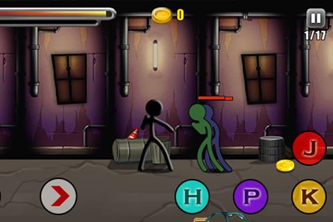 Street Stick Battle Ekran Görüntüleri - 2