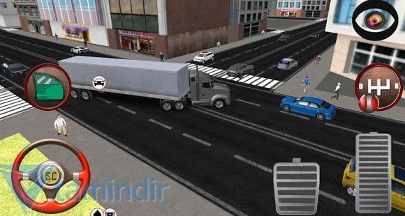 Streets of Crime: Car Thief 3D Ekran Görüntüleri - 4