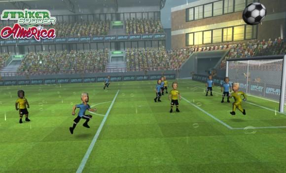 Striker Soccer America Ekran Görüntüleri - 4