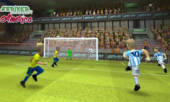 Striker Soccer America Ekran Görüntüleri - 3