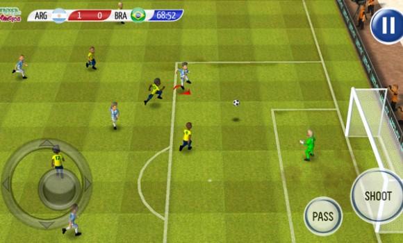 Striker Soccer America Ekran Görüntüleri - 1