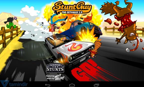 Stunt Guy Ekran Görüntüleri - 4