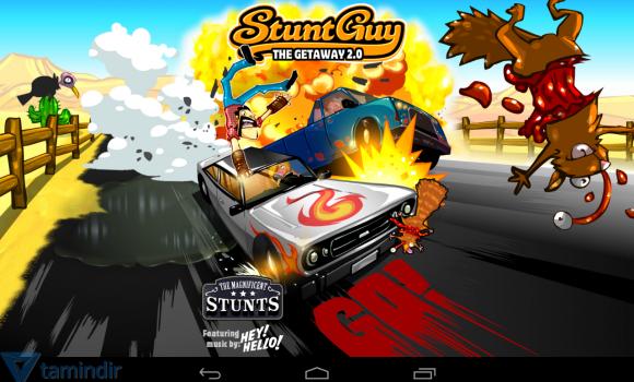 Stunt Guy Ekran Görüntüleri - 1