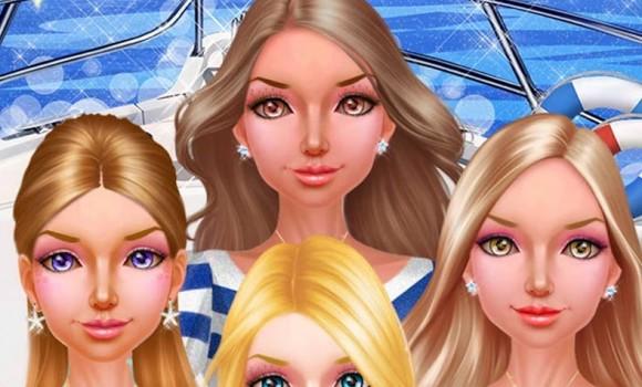 Summer Boat Trip: Beauty Salon Ekran Görüntüleri - 1
