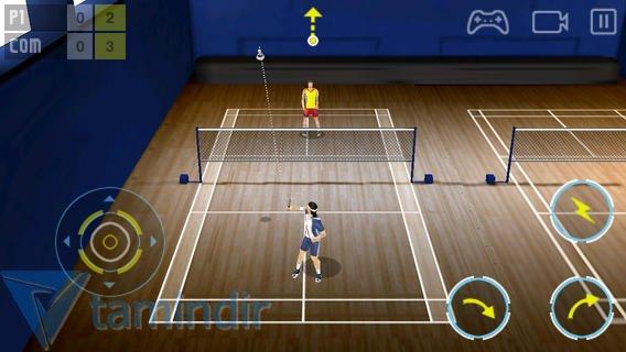 Super Badminton Ekran Görüntüleri - 1
