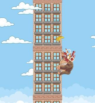 Super Kong Climb Ekran Görüntüleri - 4
