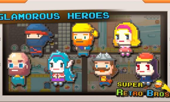 Super Retro Bros. Ekran Görüntüleri - 2