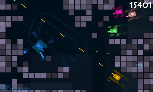 Super Tank Arena Battles Ekran Görüntüleri - 1