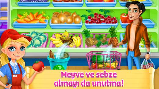 Supermarket Girl Ekran Görüntüleri - 4