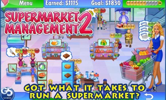 Supermarket Management 2 Ekran Görüntüleri - 1