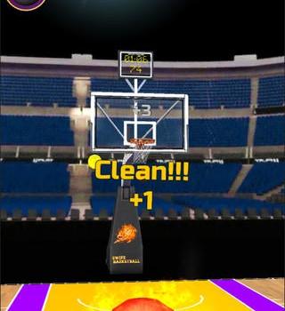 Swipe Basketball Ekran Görüntüleri - 3