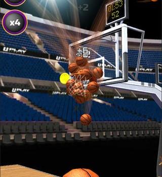 Swipe Basketball Ekran Görüntüleri - 2