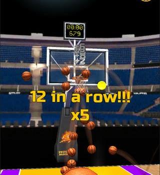 Swipe Basketball Ekran Görüntüleri - 1
