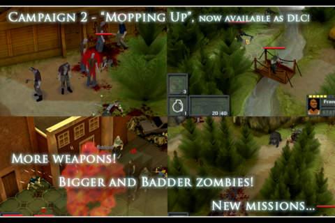 Tactical Soldier - Undead Rising Ekran Görüntüleri - 2