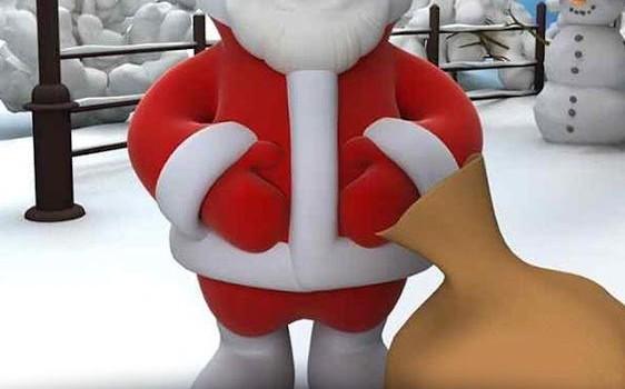 Talking Santa Ekran Görüntüleri - 2