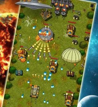 Tanks vs Aliens Ekran Görüntüleri - 3