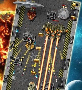 Tanks vs Aliens Ekran Görüntüleri - 1