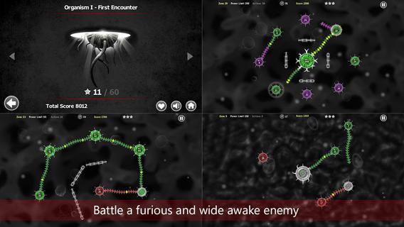 Tentacle Wars Ekran Görüntüleri - 2