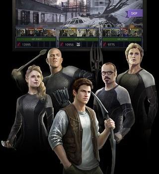 The Hunger Games: Panem Rising Ekran Görüntüleri - 1