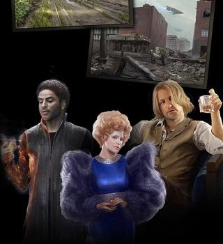 The Hunger Games: Panem Rising Ekran Görüntüleri - 2