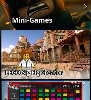 The LEGO® Movie Experience Ekran Görüntüleri - 1