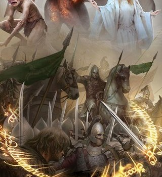 The Lord of the Rings: Legends of Middle-earth Ekran Görüntüleri - 2