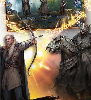 The Lord of the Rings: Legends of Middle-earth Ekran Görüntüleri - 1