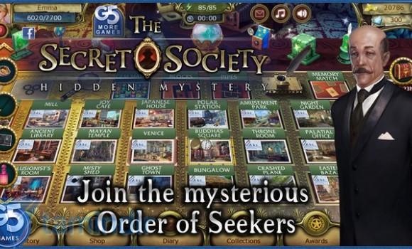 The Secret Society Ekran Görüntüleri - 4