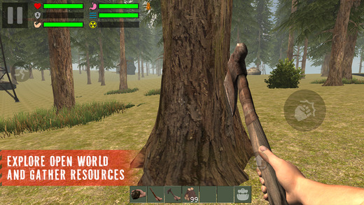 The Survivor: Rusty Forest Ekran Görüntüleri - 3