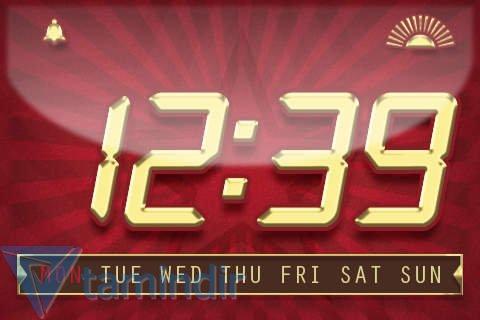 Theme Clock Alarm Ekran Görüntüleri - 4
