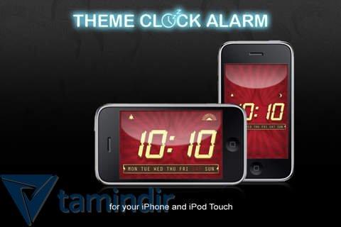 Theme Clock Alarm Ekran Görüntüleri - 3